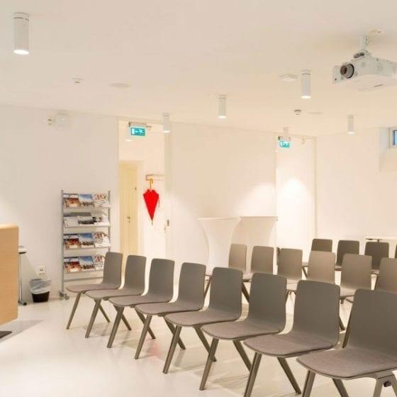 Kontorbelysning for det Norsk-Tyske handelskammer i Oslo