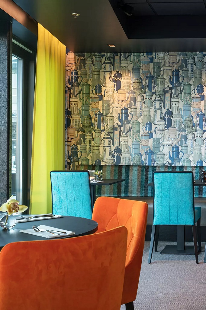 Belysning på Thon Hotel Arendal