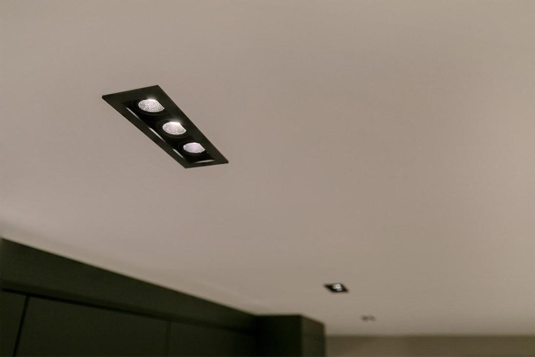 Takbelysning i privat bolig