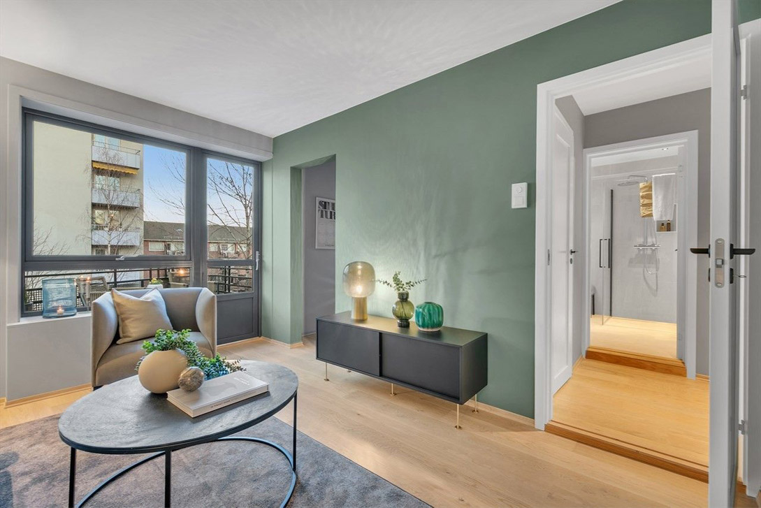 Stuebelysning i privat bolig