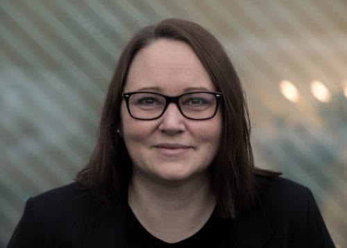 Heidi Johansen, teamleder kundesenter i SML Lighting