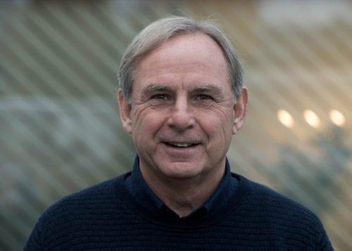 Svein Fossum, daglig leder i SML Lighting