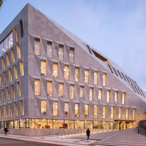 Bodø City Hall fasade