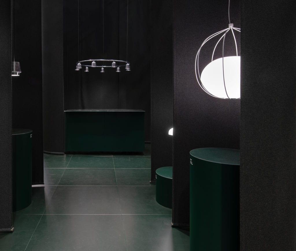 Zero stand på Stockholm Furniture & Light Fair