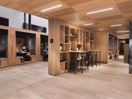 Belysning i kontorlokaler