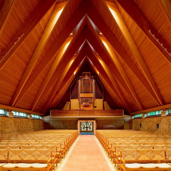 Belysning i Jar kirke