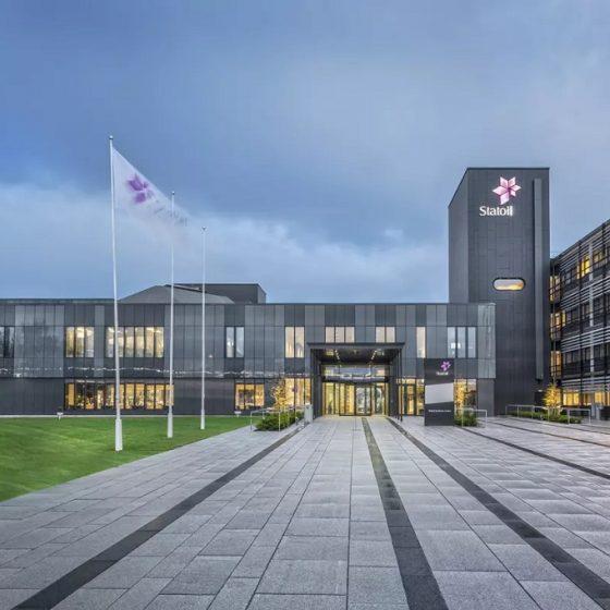 Belysning på Statoil VIP senter