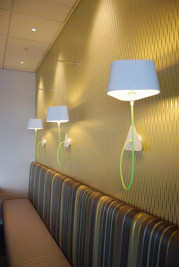 Restaurantbelysning på Thon Hotell Opera