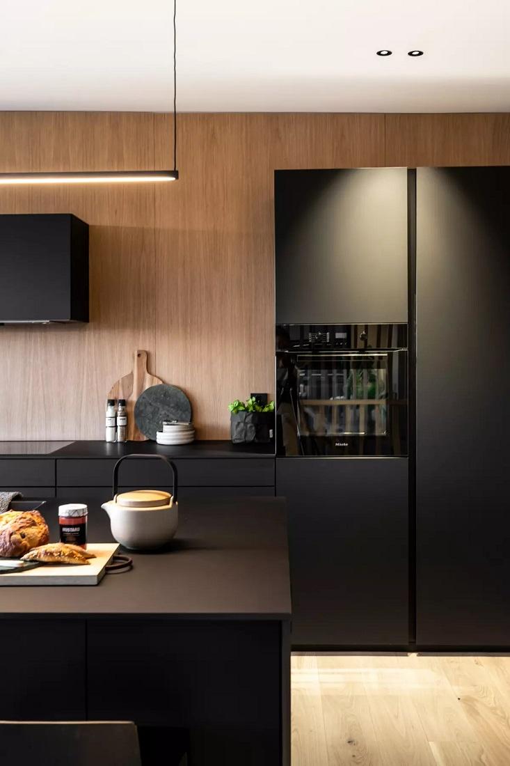 Kjøkkenbelysning i privatbolig