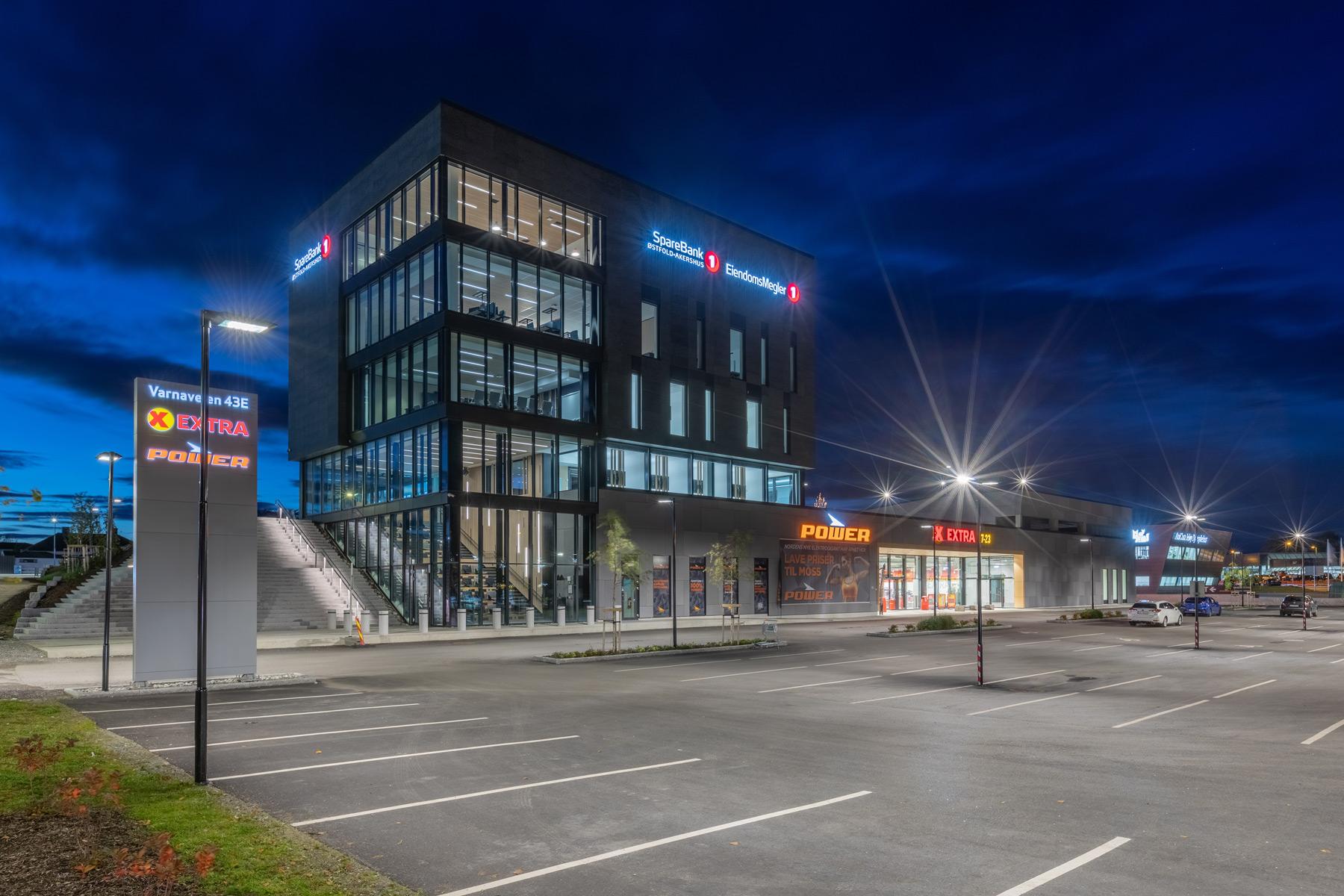 Fasade Sparebank 1 Østfold Akershus