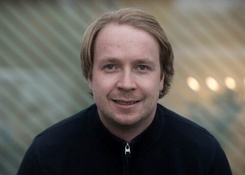Ole Martin Nistad, kundeansvarlig - utendørsbelysning i SML Lighting