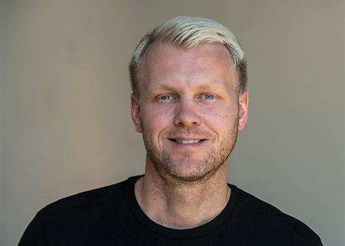 Per Kristian Bjørke, kommersiell leder i SML Lighting