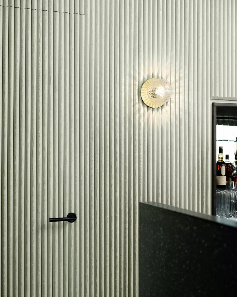 Restaurantbelysning på Arts Aker Brygge