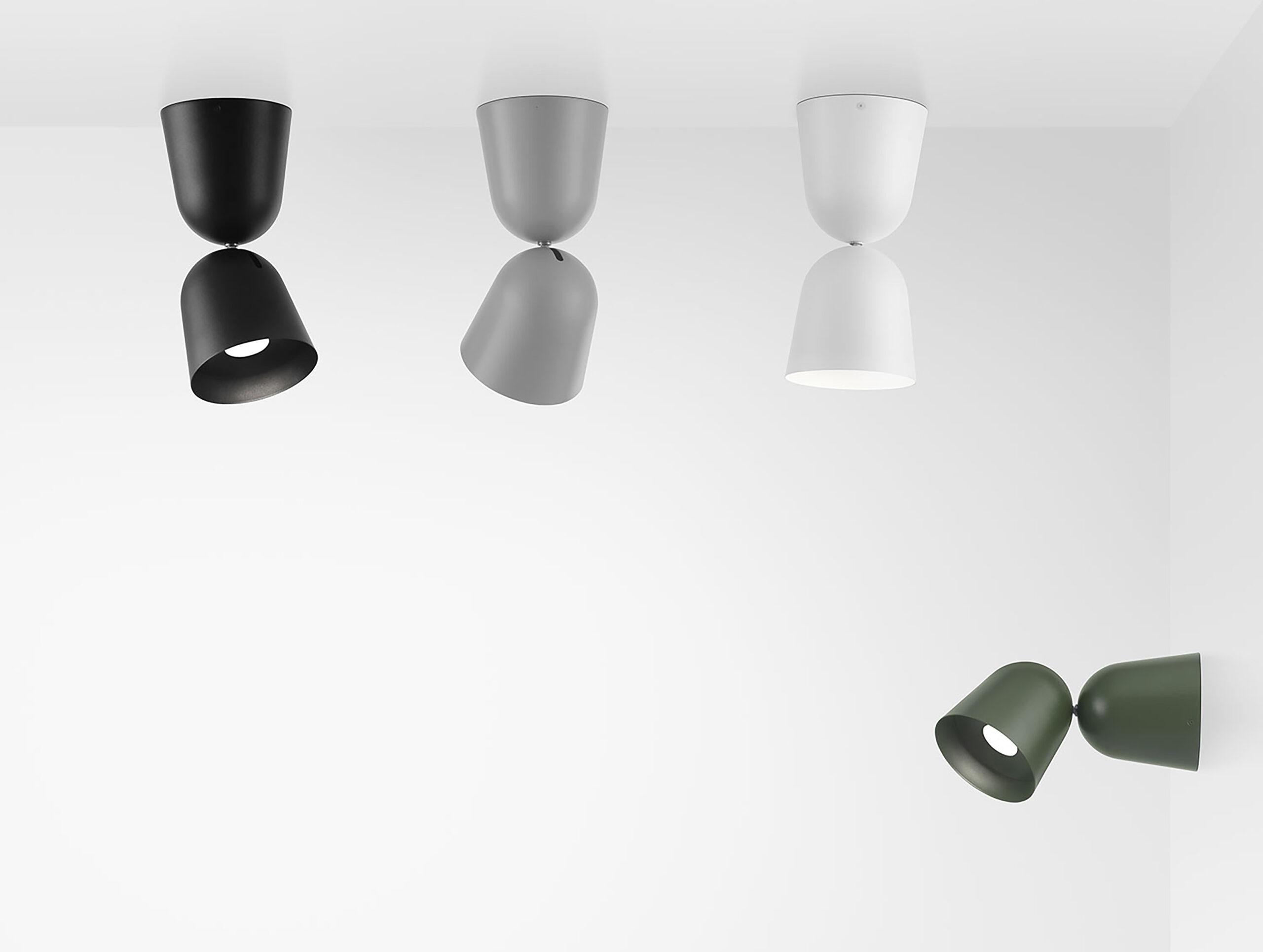 Convex spotlight til vegg og tak fra Zero