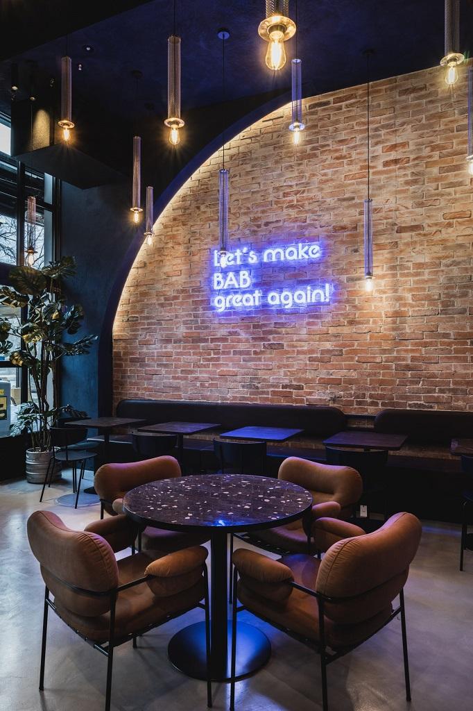 Restaurantbelysning hos Resthon av SML Lighting