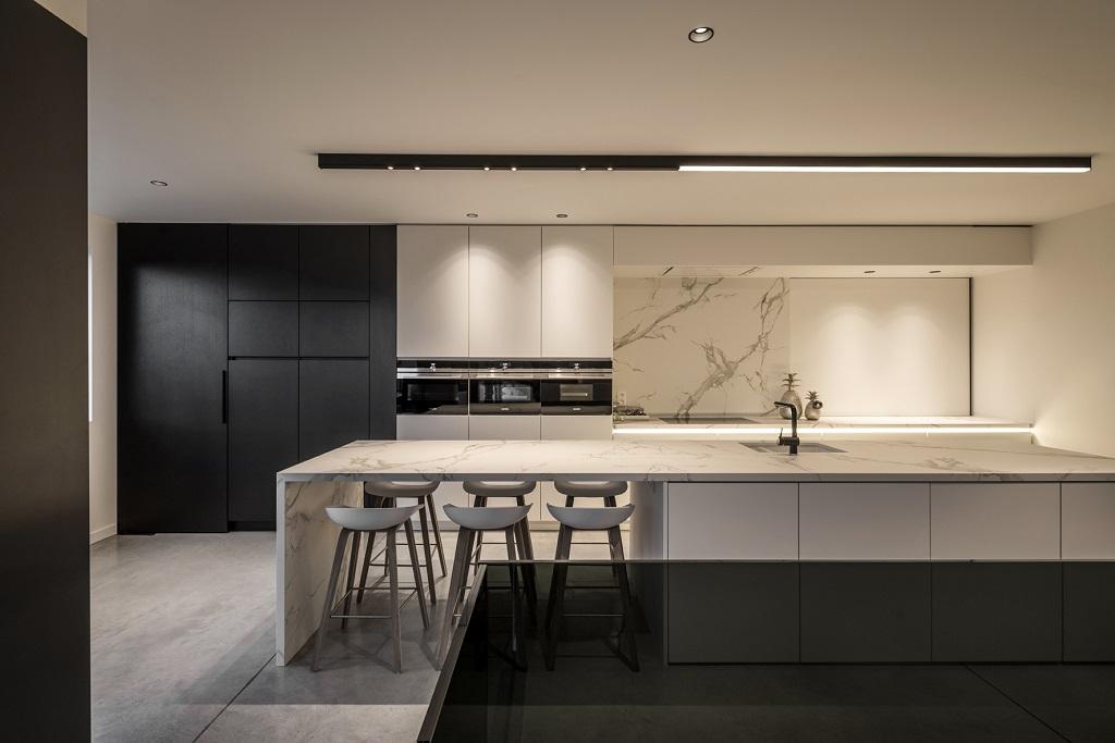 Kjøkkenbelysning med LED-løsninger