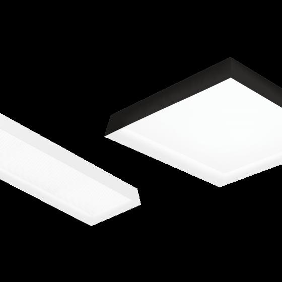 Canvas lampe fra Intra Lighting